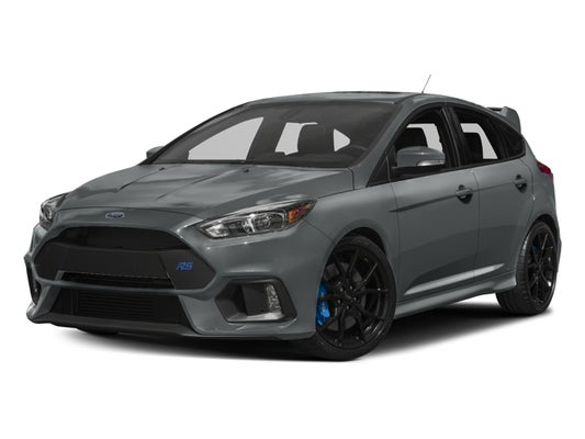 2016 Ford Focus Rs In Silver Spring Md Koons Of