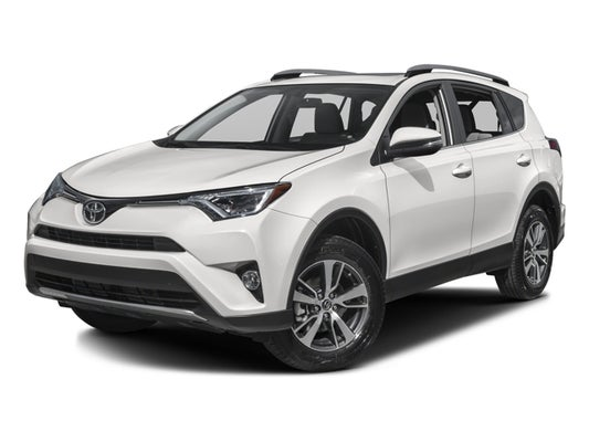 2016 Toyota Rav4 Xle In Silver Spring Md Koons Of